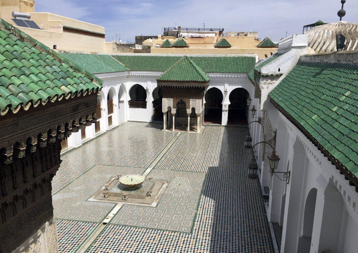 La biblioteca más antigua del mundo