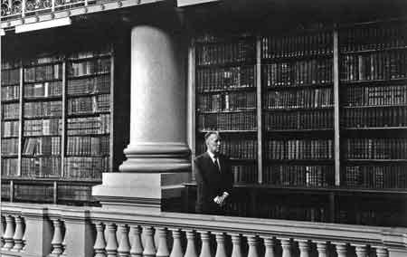 Bibliotecarios famosos