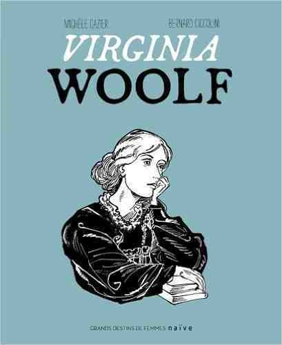 michelle gazier bernard ciccollini biografia virginia woolf