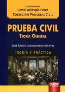 Prueba Civil. Teoria General