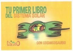 Tu primer libro del Sistema Solar con Cosmicosaurio