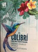 El colibrí de mi ventana