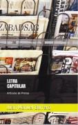 LETRA CAPITULAR (Art. de Prensa)