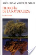 Filosofía de la Naturaleza. La otra mirada