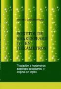 Sonetos de Shakespeare en hexámetros (1)