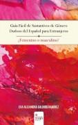 Guía Fácil de Sustantivos de Género Dudoso del Español para Extranjeros